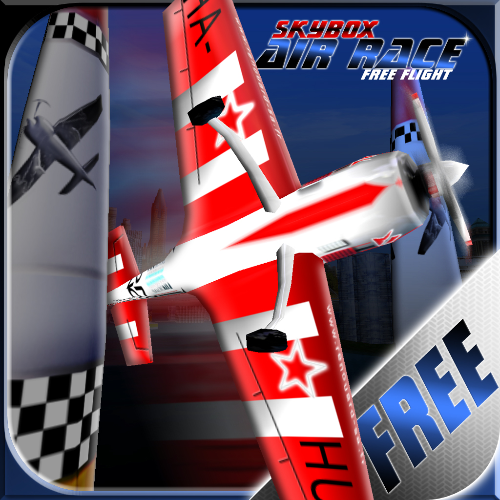 AirRace SkyBox Free by Dream-Up icon
