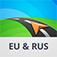 Sygic Europa & Russland: GPS Navigation (AppStore Link)